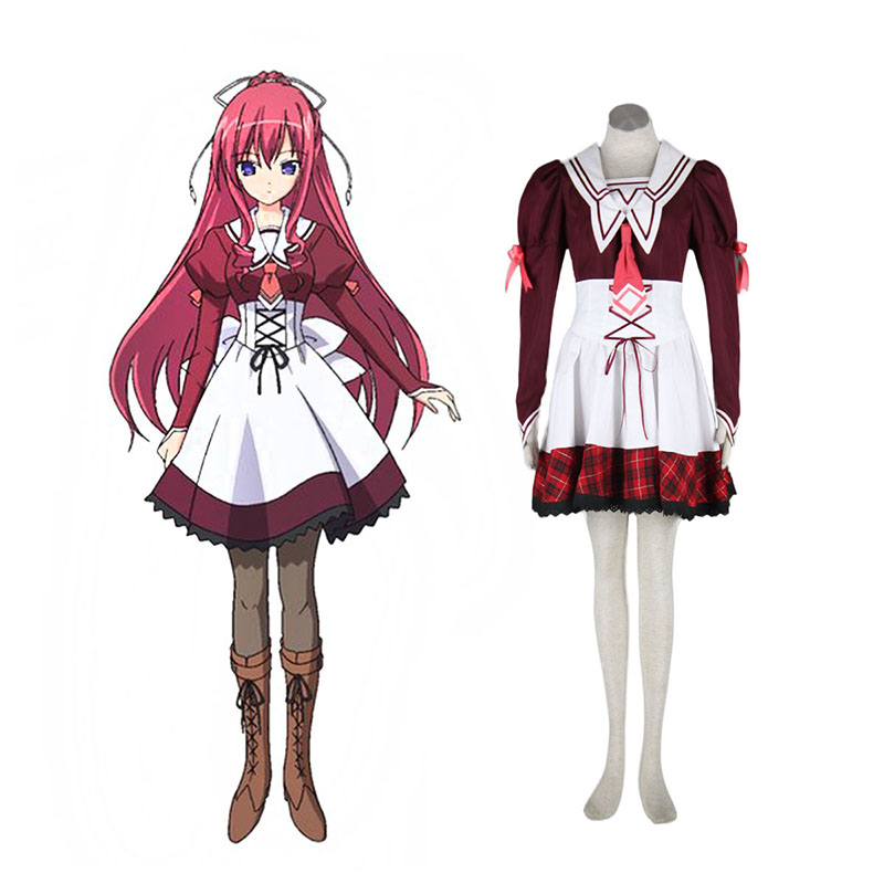 11eyes: Tsumi to Batsu to Aganai no Shōjo Misuzu Kusakabe Cosplay Costumes Canada