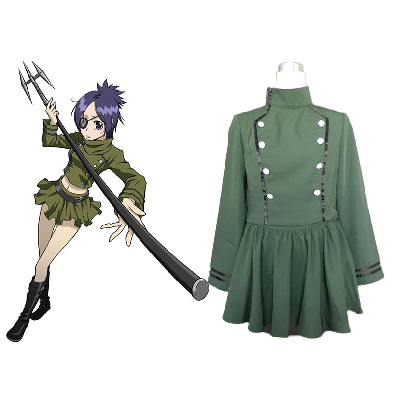 Hitman Reborn Chrome Dokuro Cosplay Costumes Canada