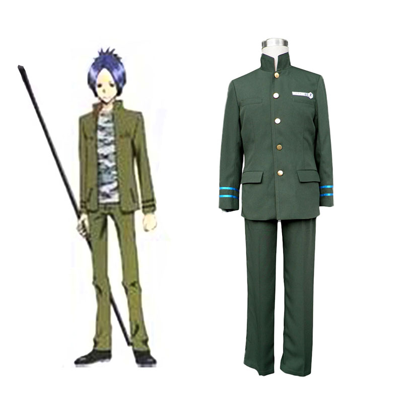 Hitman Reborn Junior High School Male Uniforms 1 Cosplay Costumes Canada