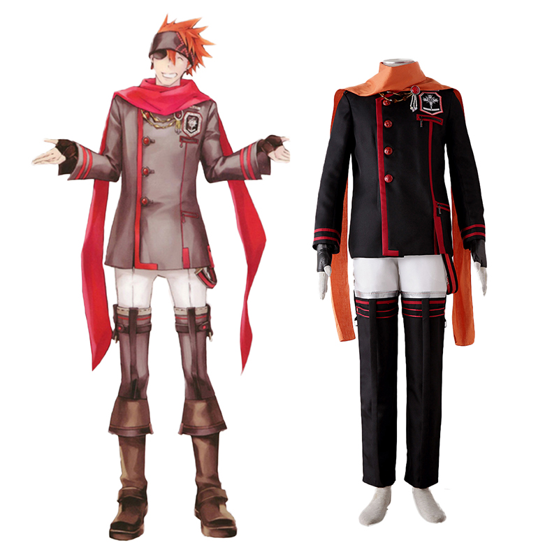 D.Gray-man Lavi 3 Cosplay Costumes Canada