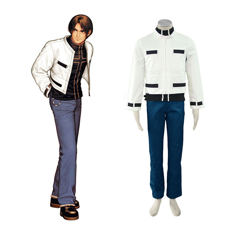 The King Of Fighters Kyo Kusanagi Cosplay Costumes Canada