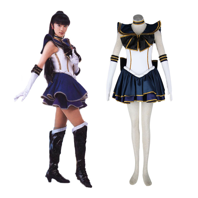 Sailor Moon Meiou Setsuna 2 Cosplay Costumes Canada