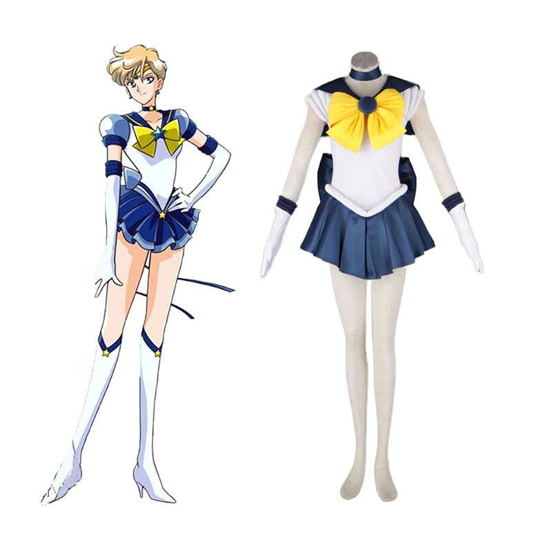 Sailor Moon Tenoh Haruka 1 Cosplay Costumes Canada