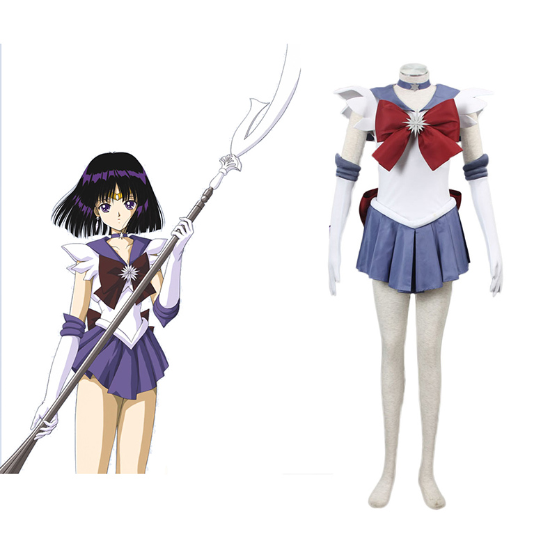 Sailor Moon Hotaru Tomoe 1 Cosplay Costumes Canada