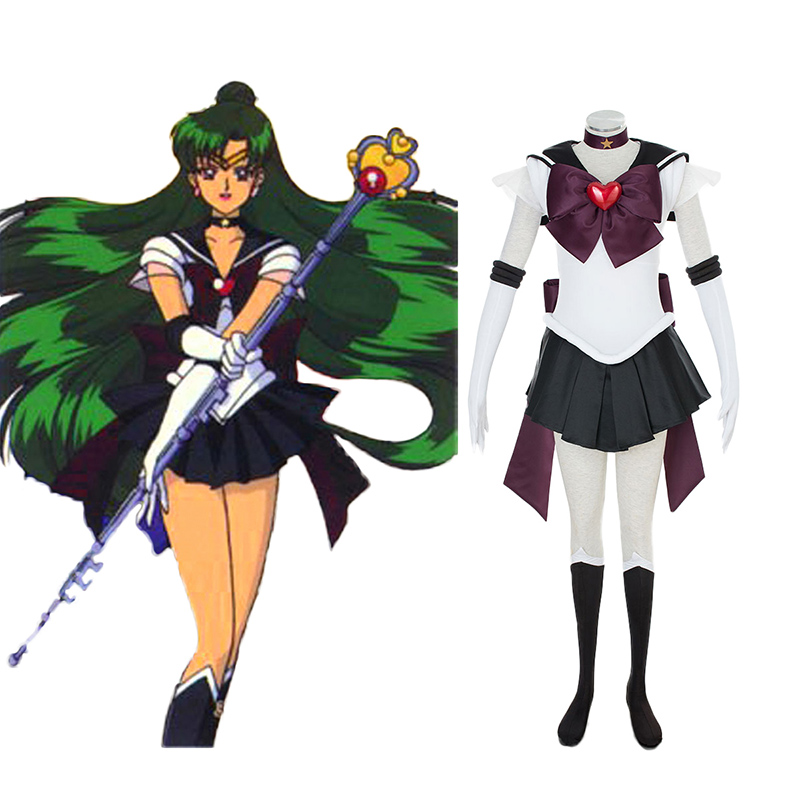 Sailor Moon Meiou Setsuna 3 Cosplay Costumes Canada