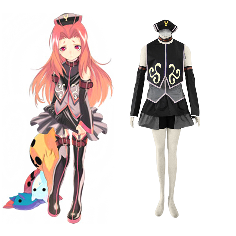 Tales of the Abyss Arietta 1 Cosplay Costumes Canada