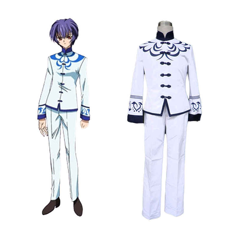 Touka Gettan Male School Uniform Cosplay Costumes Canada