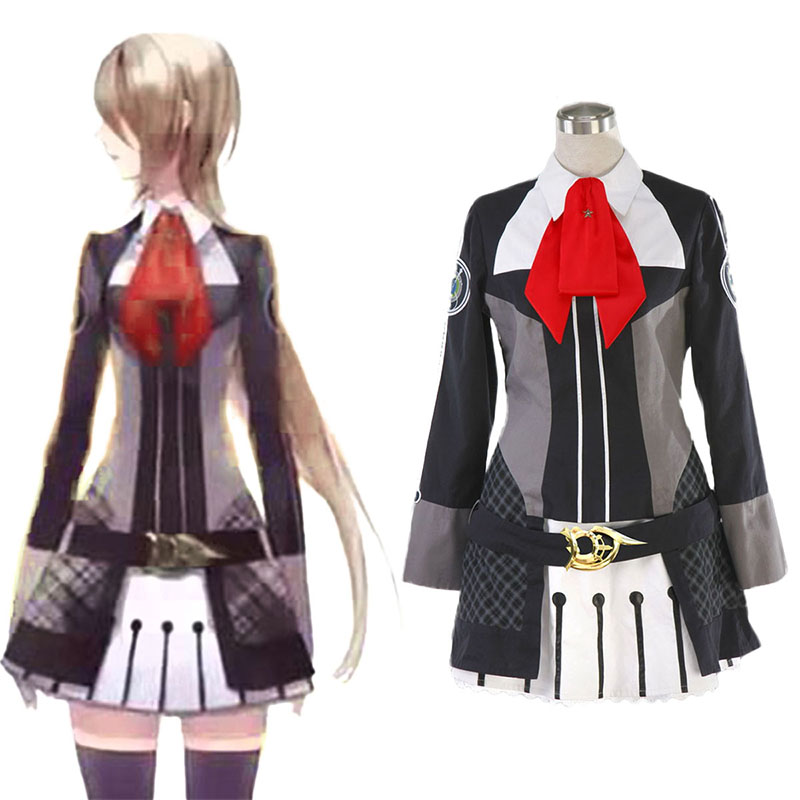 Starry Sky Female Winter School Uniform Cosplay Costumes Canada