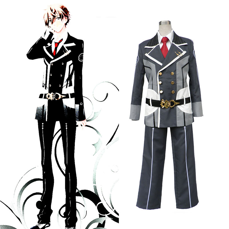 Starry Sky Male Winter School Uniform 1 Cosplay Costumes Canada