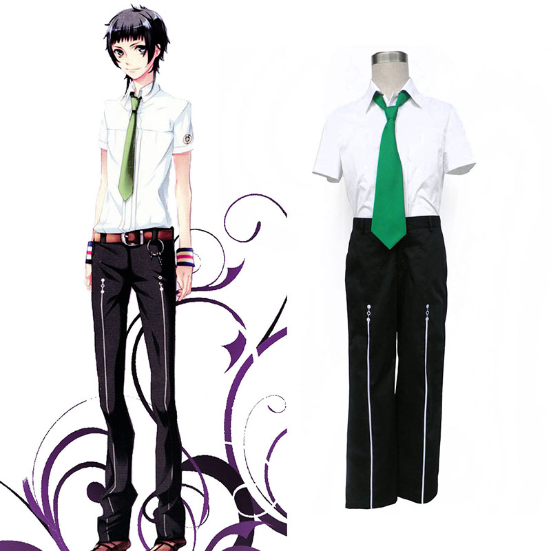 Starry Sky Male Summer School Uniform 2 Cosplay Costumes Canada