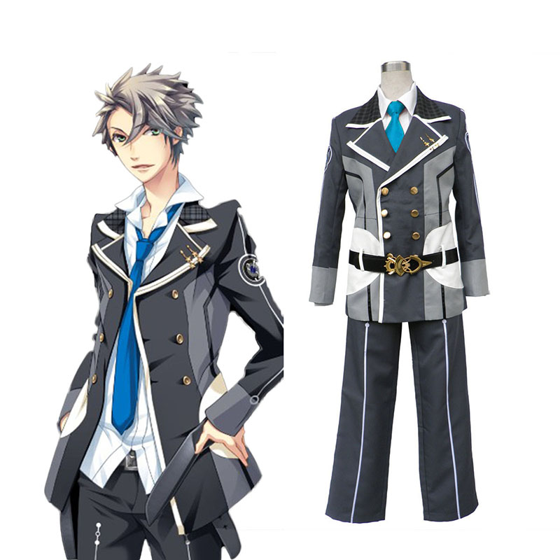 Starry Sky Male Winter School Uniform 3 Cosplay Costumes Canada