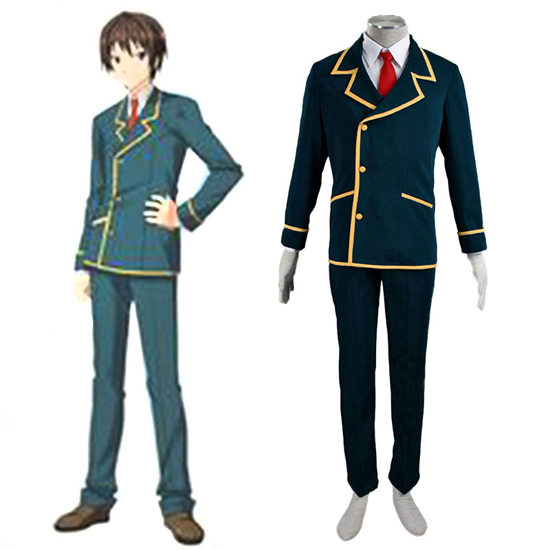 Love, Election and Chocolate Ohjima Yuuki 1 Cosplay Costumes Canada