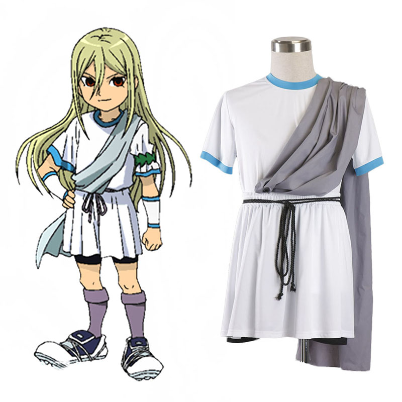Inazuma Eleven Zeus Soccer Jersey 1 Cosplay Costumes Canada