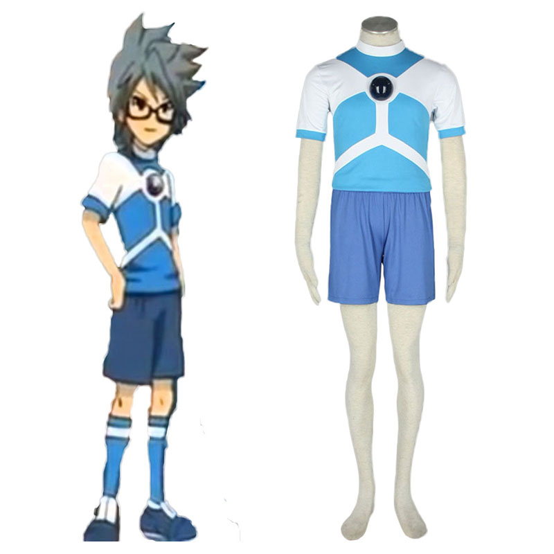 Inazuma Eleven Alien Soccer Jersey Cosplay Costumes Canada