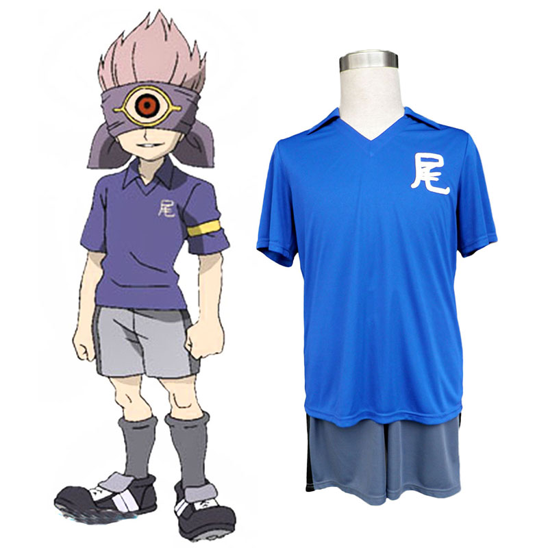 Inazuma Eleven Junior high Soccer Jersey Cosplay Costumes Canada