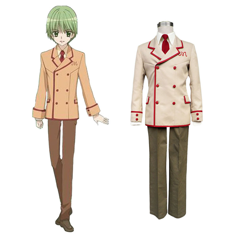 Yumeiro Patissiere Male School Uniforms Cosplay Costumes Canada