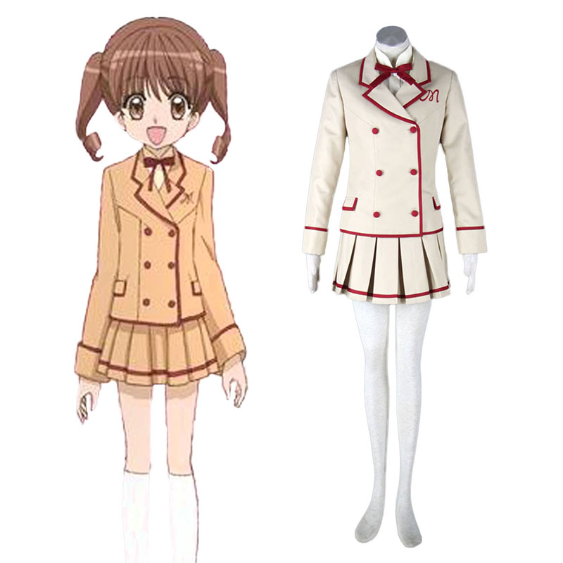 Yumeiro Patissiere Female School Uniform Cosplay Costumes Canada