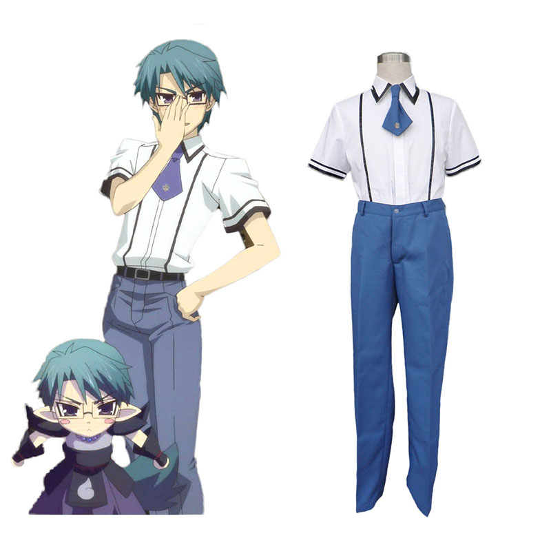 Baka and Test Male School Uniform Cosplay Costumes Canada