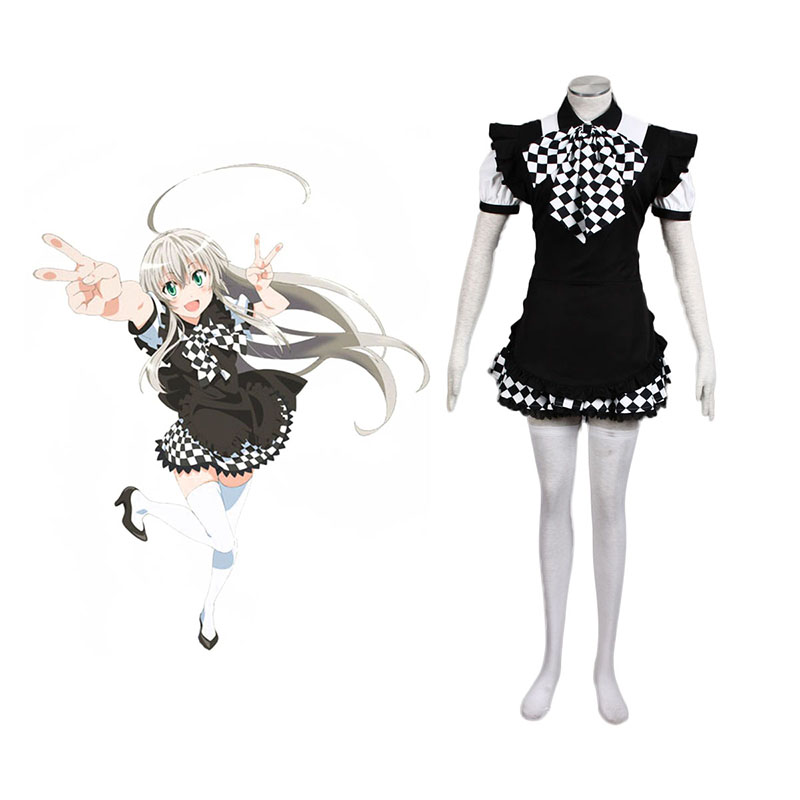 Nyaruko: Crawling with Love Nyaruratohotepu 1 Cosplay Costumes Canada