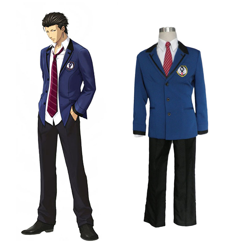 Tokimeki Memorial Girl's Side: 3 Story Male Uniform 2 Cosplay Costumes Canada