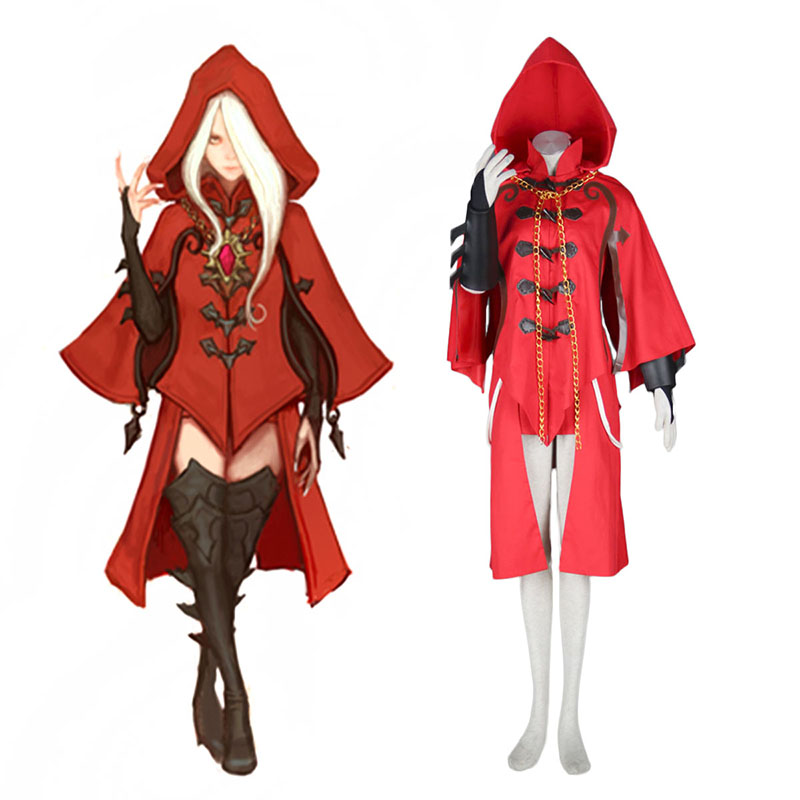 Dragon Nest Argenta Cosplay Costumes Canada