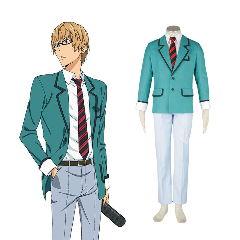 Bakuman Male School Uniform Cosplay Costumes Canada