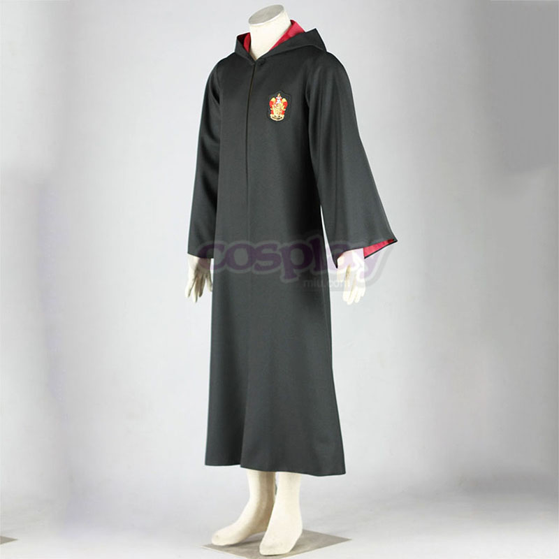 Harry Potter Gryffindor Uniform Cloak Cosplay Costumes Canada