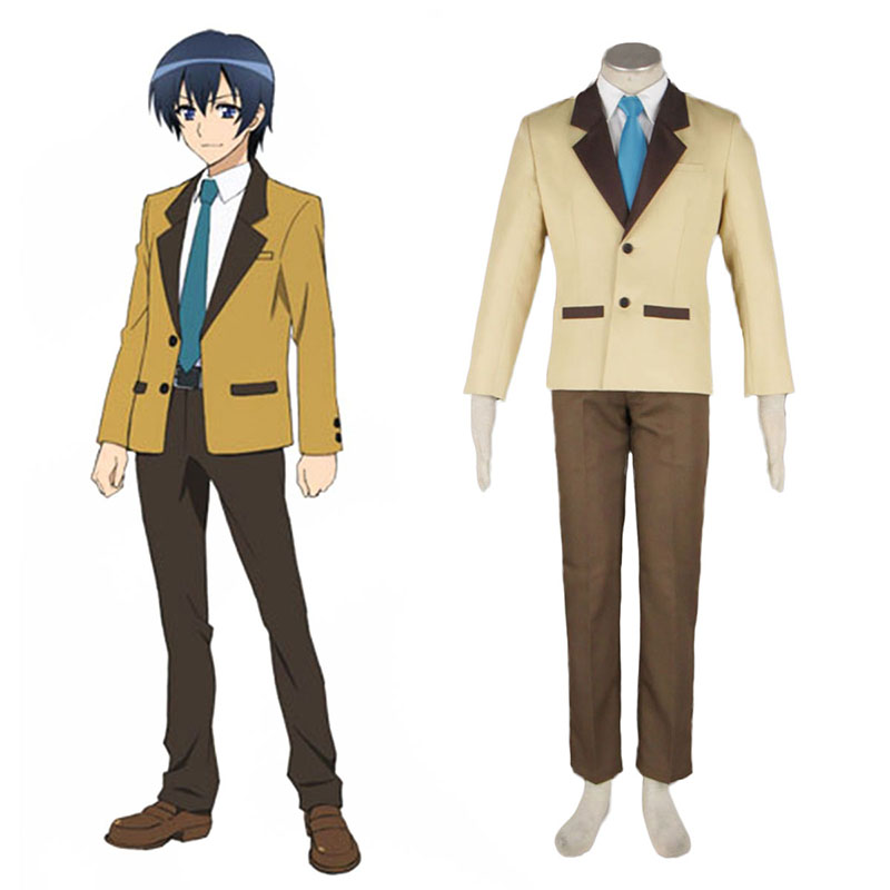 MM! Male Winter School Uniform Cosplay Costumes Canada