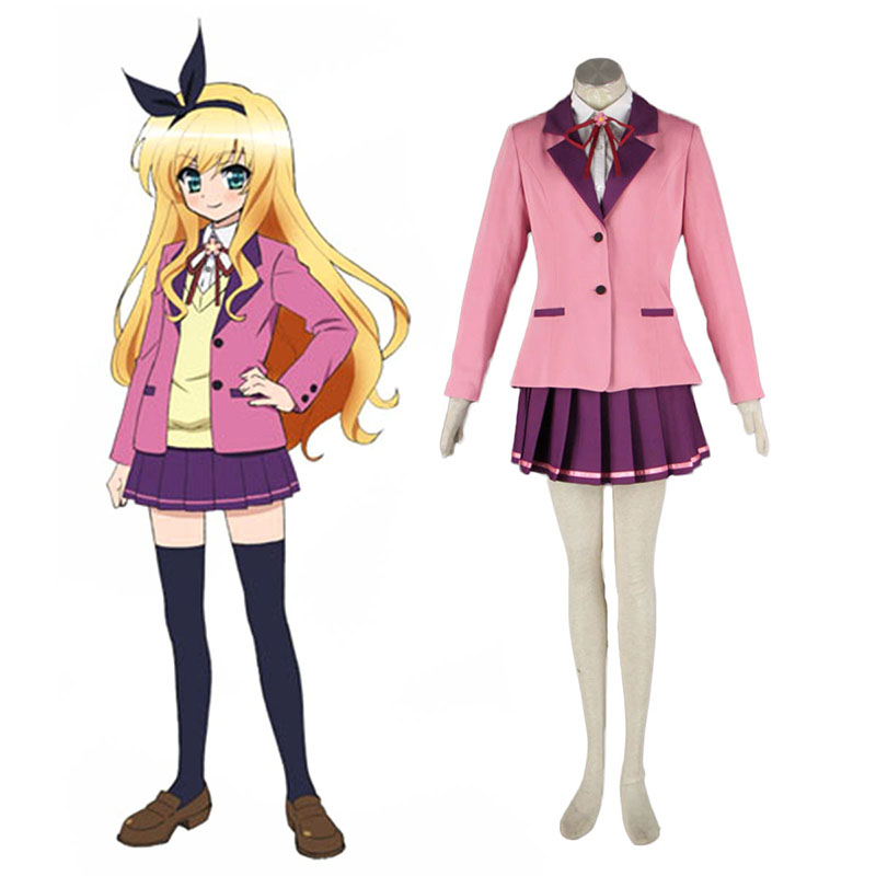 MM! Female Winter School Uniform Cosplay Costumes Canada