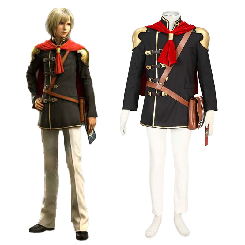Final Fantasy Type-0 Ace 1 Cosplay Costumes Canada