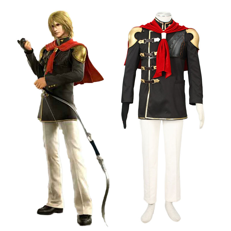 Final Fantasy Type-0 Trey 1 Cosplay Costumes Canada
