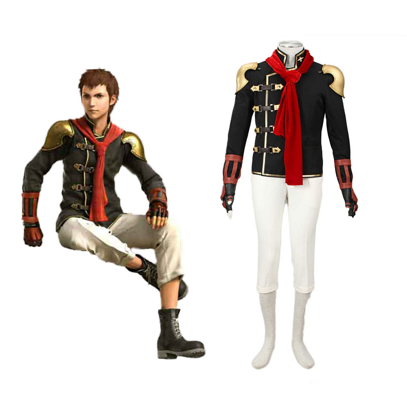 Final Fantasy Type-0 Eingt 1 Cosplay Costumes Canada