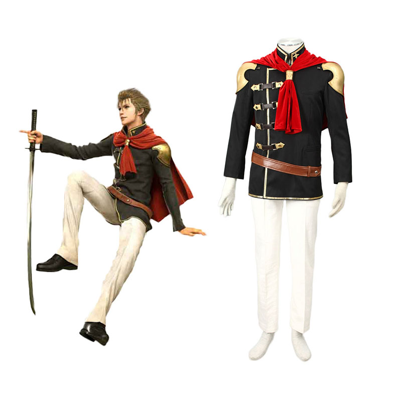 Final Fantasy Type-0 Jack 1 Cosplay Costumes Canada