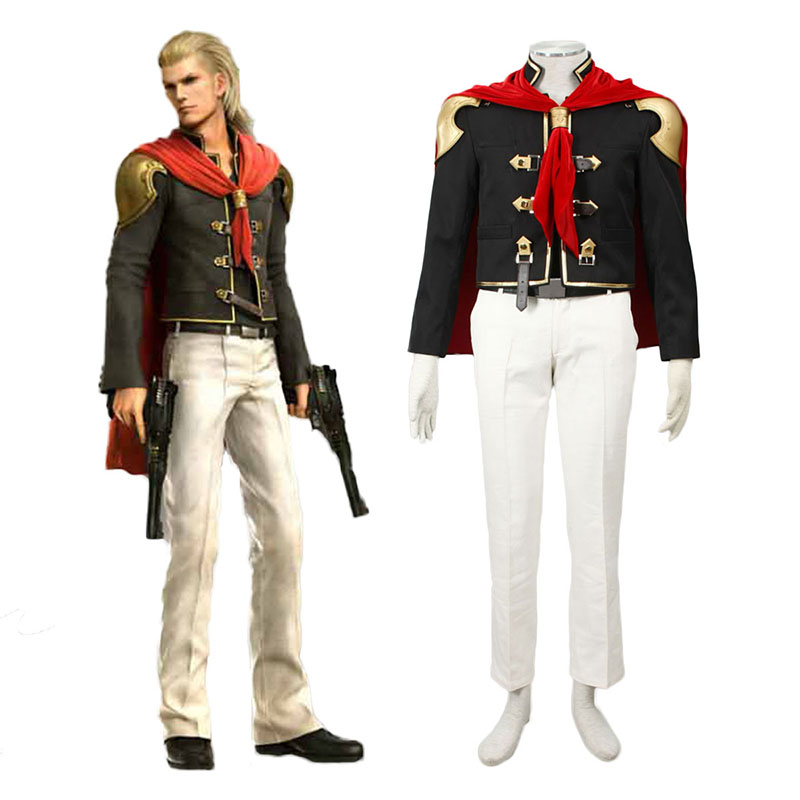 Final Fantasy Type-0 King 1 Cosplay Costumes Canada