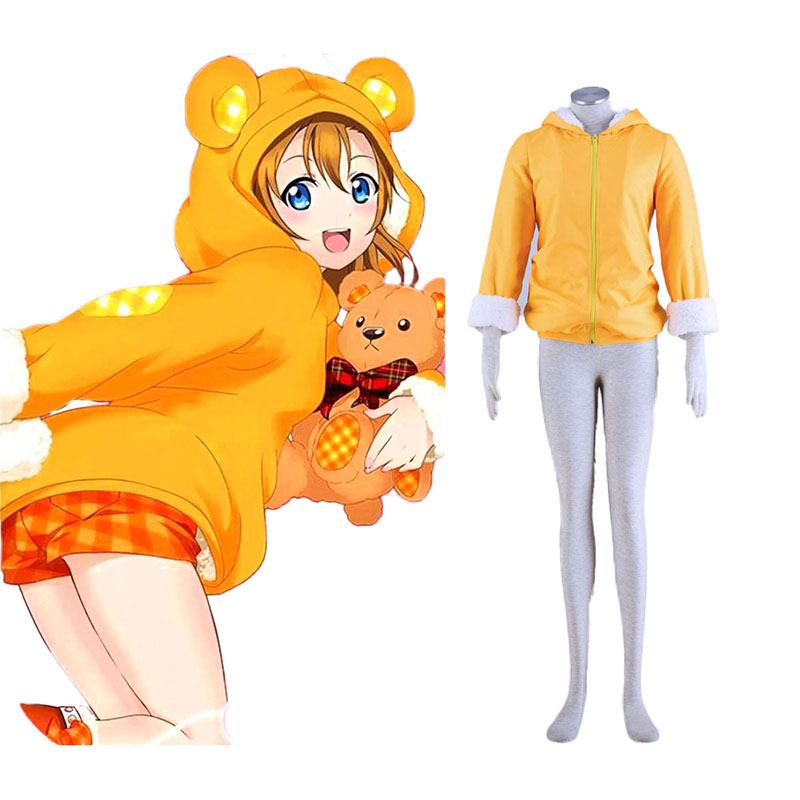 Love Live! Honoka Kousaka 2 Cosplay Costumes Canada