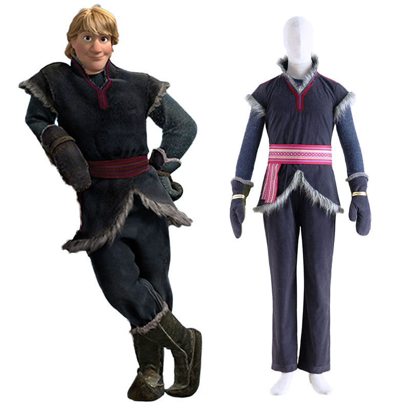 Frozen Kristoff 1 Cosplay Costumes Canada
