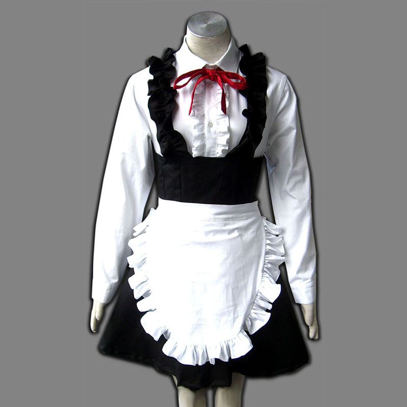 Maid Uniform 8 Pure Spirit Cosplay Costumes Canada