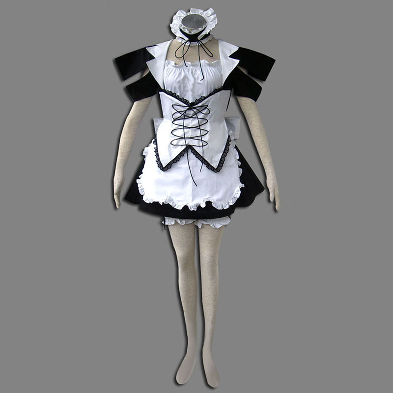 Maid Uniform 13 Wind Spirit Cosplay Costumes Canada