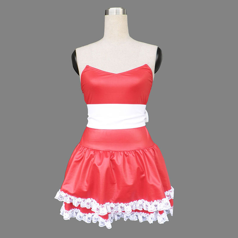 Christmas Bunny Rabbit Lady Dress 1 Cosplay Costumes Canada