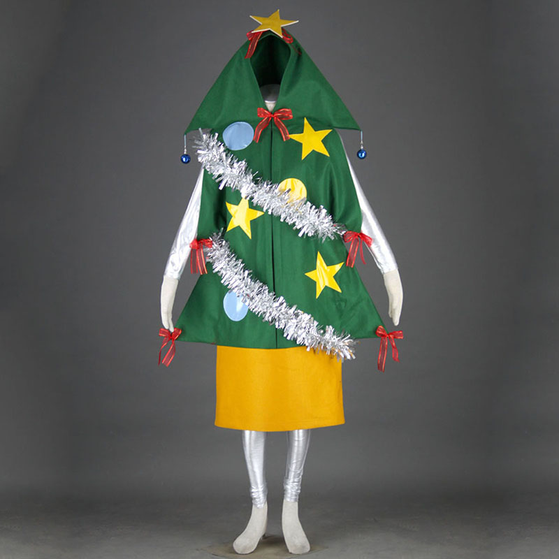 Christmas Tree 1 Cosplay Costumes Canada