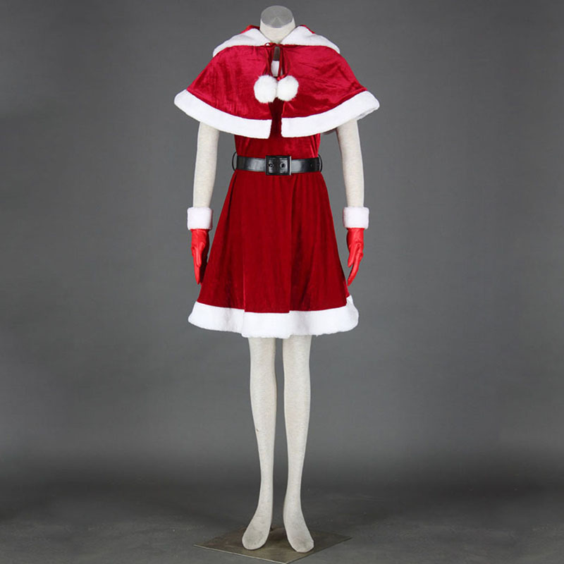 Christmas Lady Dress 11 Cosplay Costumes Canada