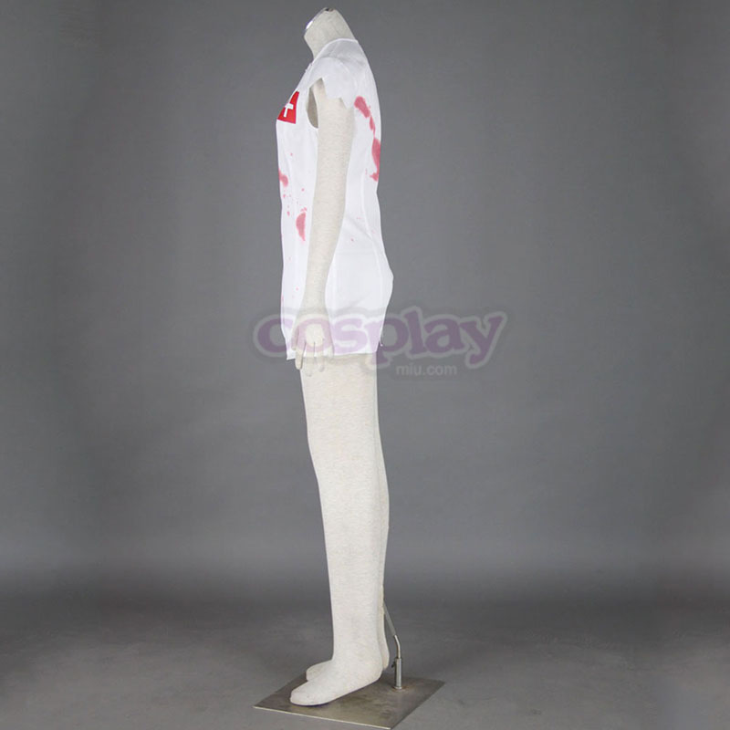 Halloween Culture Zombie Burst Blood Nurses 1 Cosplay Costumes Canada