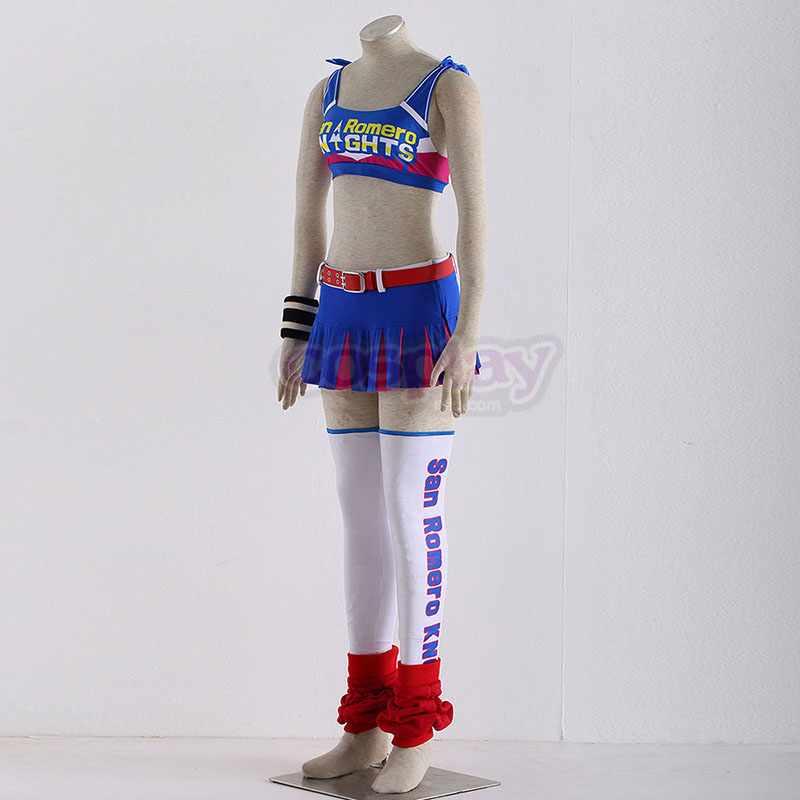 Lollipop Chainsaw Juliet 1 Cosplay Costumes Canada