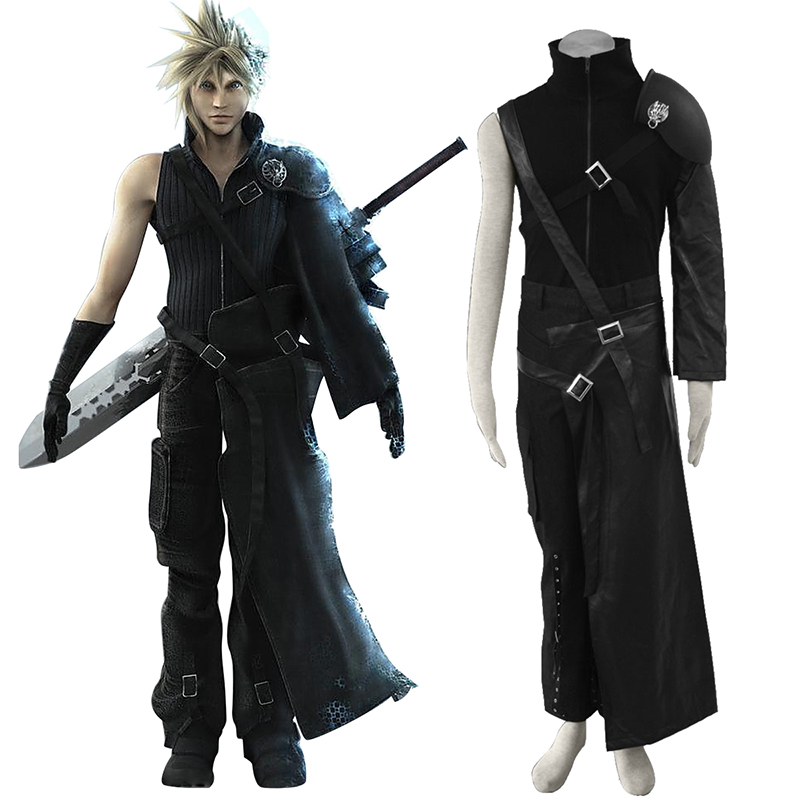 Final Fantasy VII Cloud Strife Cosplay Costumes Canada