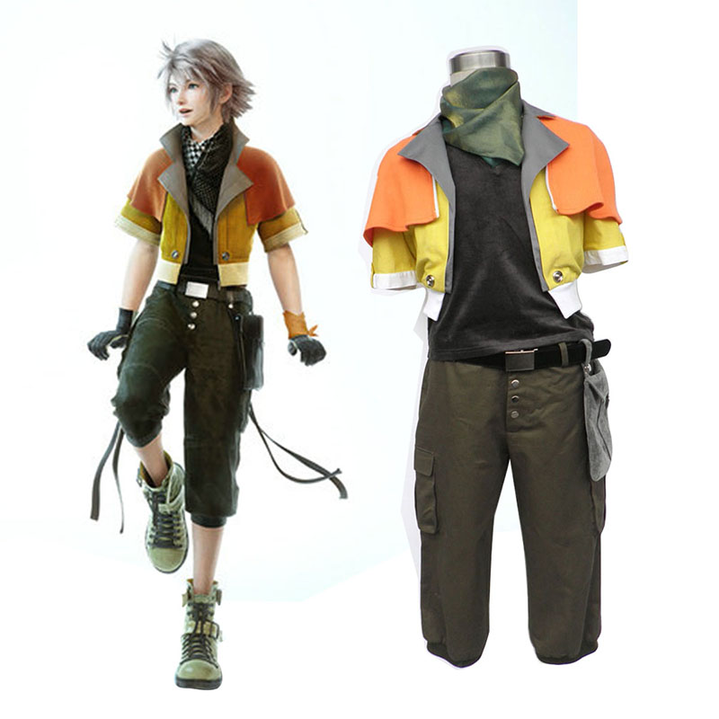 Final Fantasy XIII Hope Estheim 1 Cosplay Costumes Canada