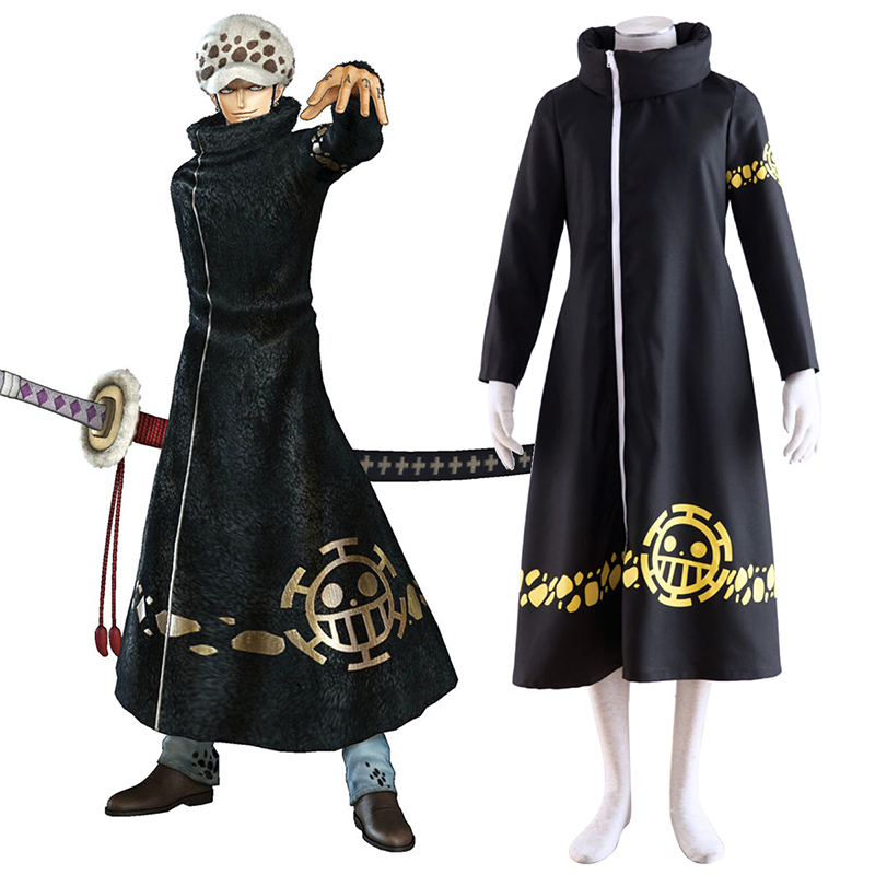 One Piece Trafalgar Law 2 Cosplay Costumes Canada