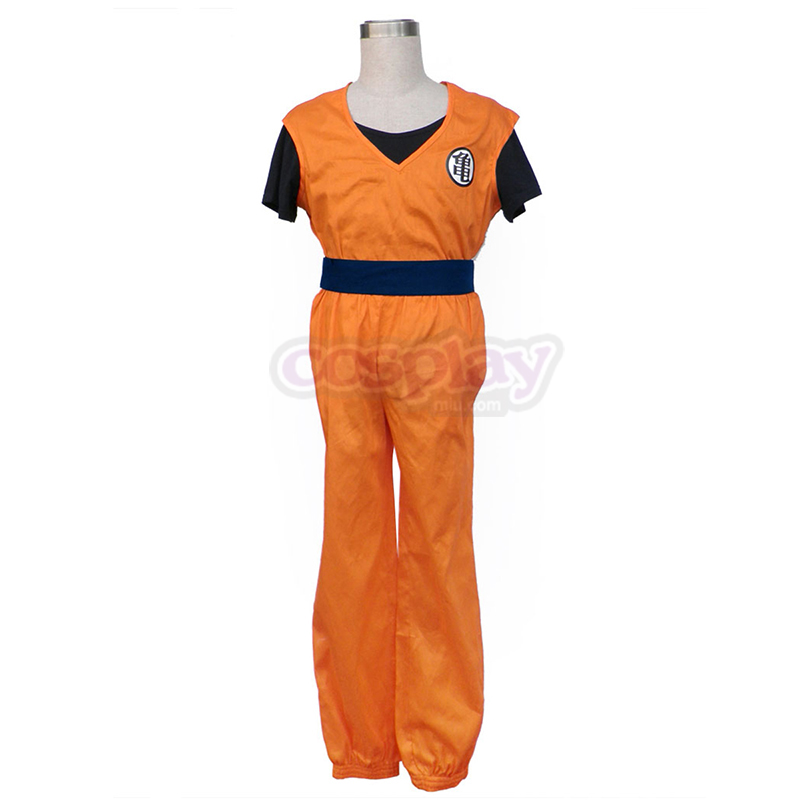 Dragon Ball Krillin Cosplay Costumes Canada