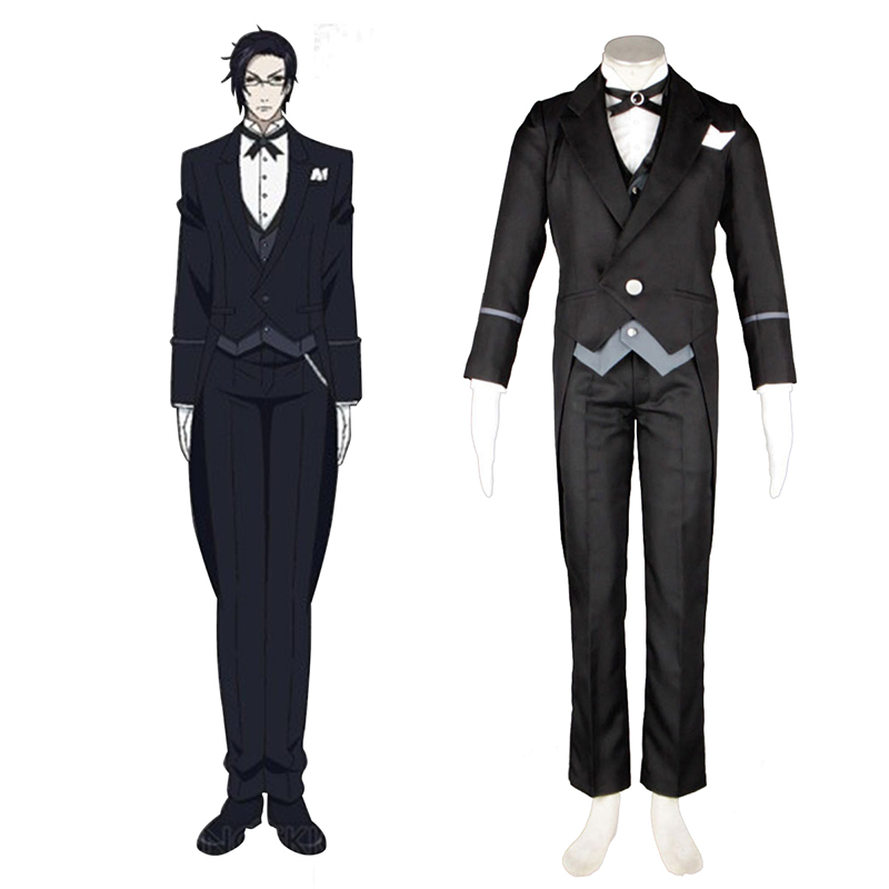 Black Butler Clde Fstus 1 Cosplay Costumes Canada
