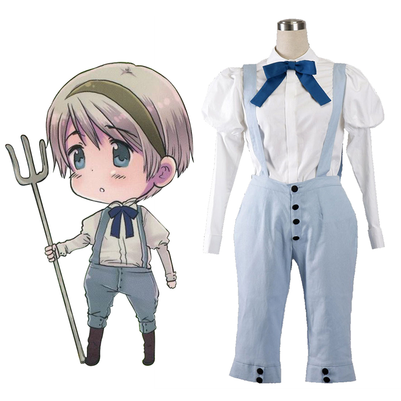 Axis Powers Hetalia Ukraine 1 Cosplay Costumes Canada