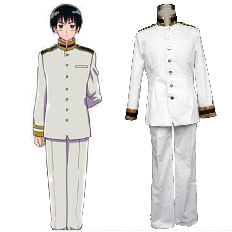 Axis Powers Hetalia Japan Honda Kiku 1 Cosplay Costumes Canada